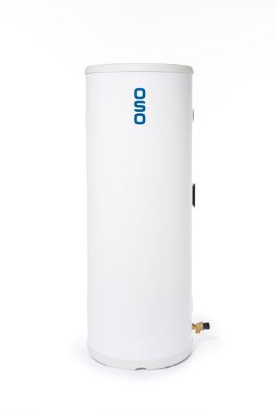 Accu A 100 akkumulatortank med spisslast