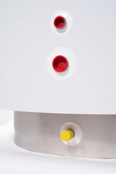 Maxi Coil MC 1000 varmtvannsbereder industribereder