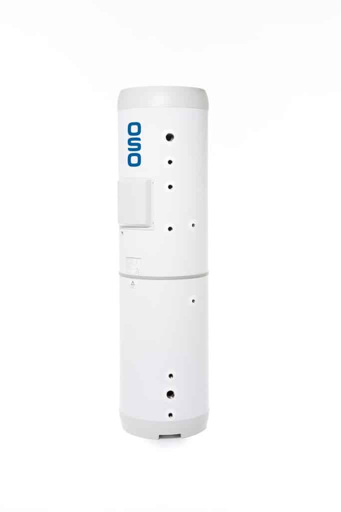 Maxi Geocoil MGC 400 varmtvannsbereder industribereder