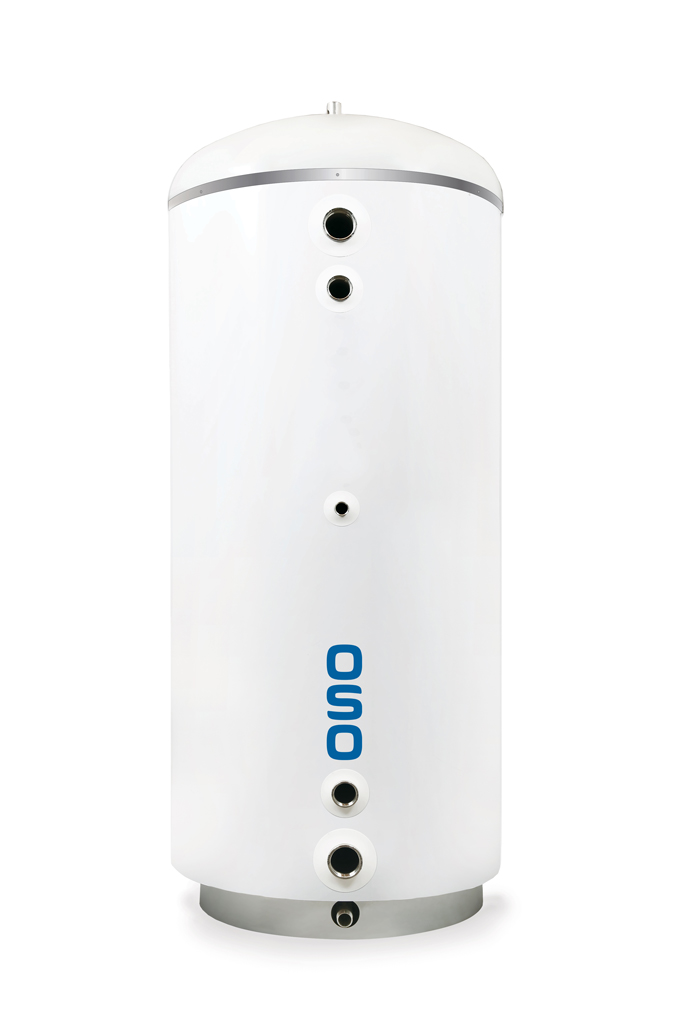 Maxi Accu Geocoil - MAGC 600 varmtvannsbereder industribereder