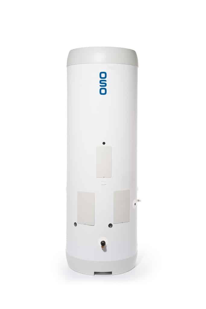 Optima Coil OC 300 varmtvannsbereder forside