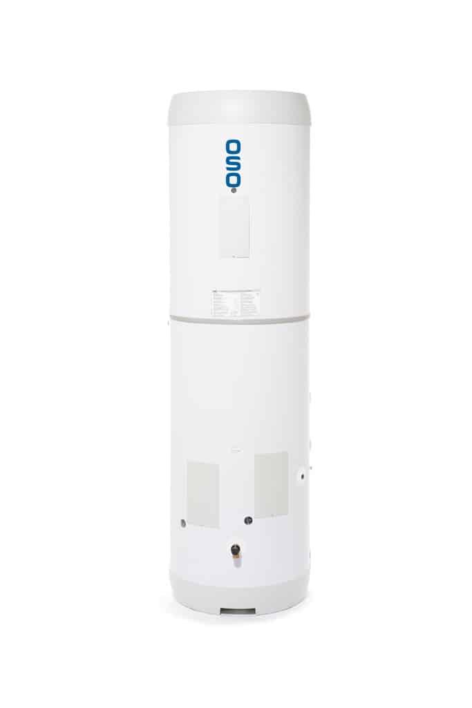 Optima Geocoil OGC 360 varmtvannsbereder Forside