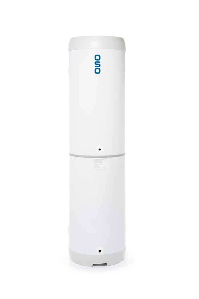 Maxi Accu MA400 Akkumulatortank Forside