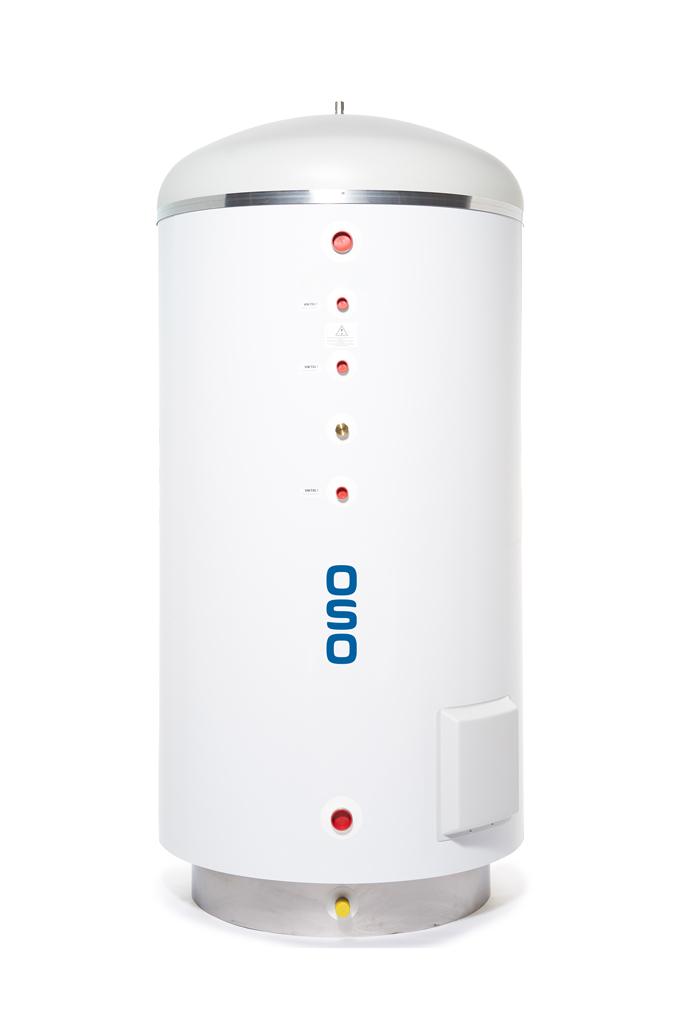 Maxi Standard MS 1000 varmtvannsbereder industribereder Forside