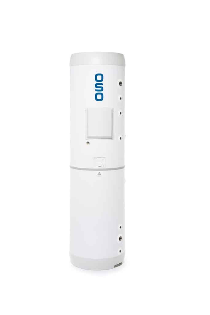 Maxi Geocoil MGC 400 varmtvannsbereder industribereder Forside
